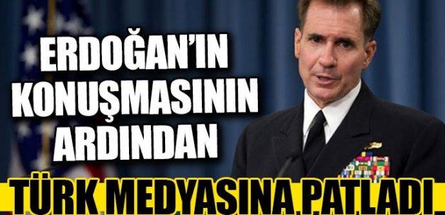 Kirby'den Türk medyasına tepki
