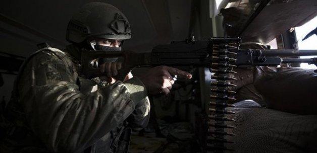 Lice'de 4 terörist öldürüldü