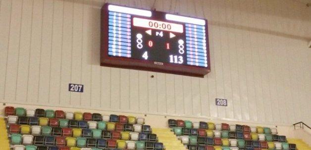 Maç '113-4' bitti!
