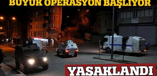 Mardin Kızıltepe Belediyesi'ne operasyon