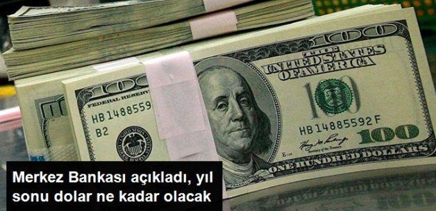MB Beklenti Anketine Göre Dolar Yıl Sonunda 3.34 Lira Olacak