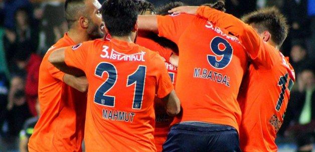 Medipol Başakşehir - Çaykur Rizespor: 2 - 1