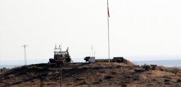 Mehmetçik sınırda kuş uçurtmuyor