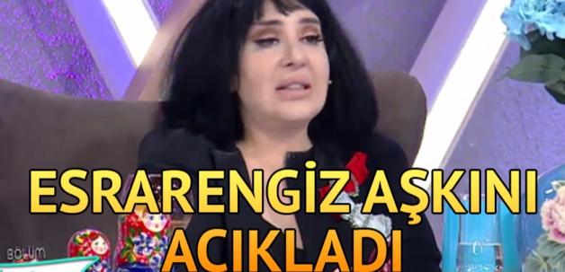Nurella esrarengiz aşkını açıkladı: Adı K...!