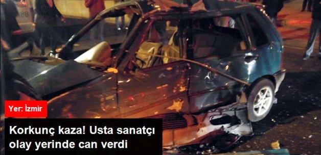 Sanatçı Alaaddin Us Trafik Kazasında Hayatını Kaybetti