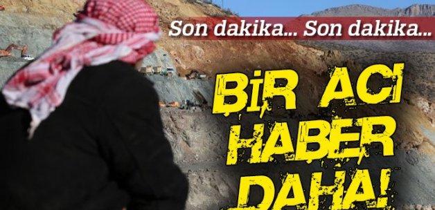Siirt'teki madende bir işçinin daha cansız bedenine ulaşıldı