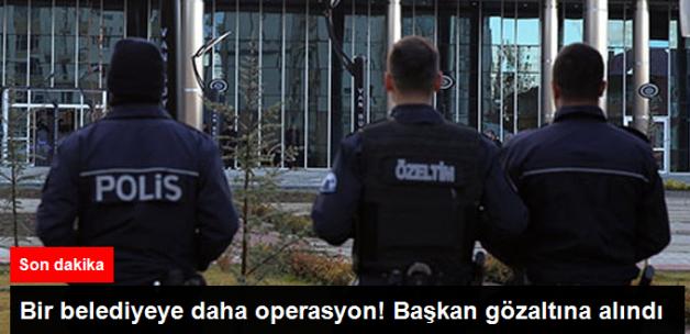 Son Dakika! Bitlis Belediyesi'ne Operasyon