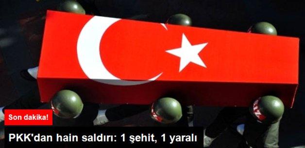 Son Dakika! Diyarbakır Silvan'da Çatışma: 1 Şehit, 1 Yaralı