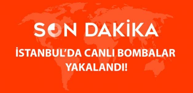 Son Dakika! İstanbul'da İki Canlı Bomba Yakalandı