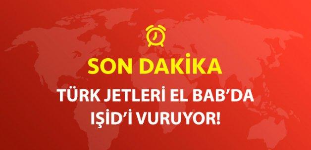 Son Dakika! Türk F-16'ları El Bab'ta IŞİD'i Vuruyor