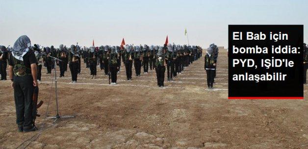 Suriye Türkmen Meclisi Başkanı: PYD, El-Bab'da Koridor Açmak İçin IŞİD'le Anlaşabilir