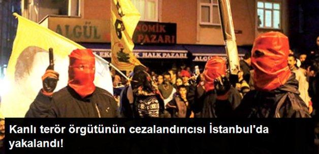 Terör Örgütü DHKP-C'nin Cezalandırıcısı Yakalandı