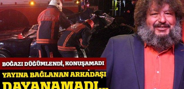 Tiyatrocu Tilbe Saran, Erdal Tosun'u anlattı
