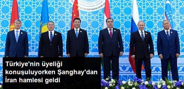 Türkiye Konuşulurken Şanghay İşbirliği Örgütü'nden İran Hamlesi Geldi!
