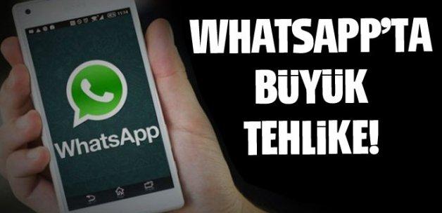Whatsapp'ın görüntülü konuşma özelliğine siber saldırı