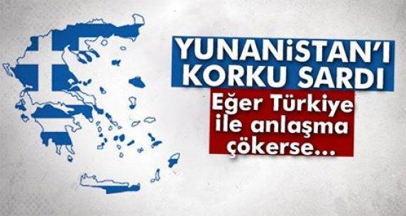 Yunanistan'ı korku sardı! 'Eğer Türkiye ile anlaşma çökerse...'