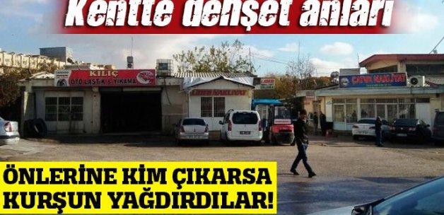 Gaziantep'te 3 farklı adrese silahlı saldırı: 1 ölü, 2 yaralı