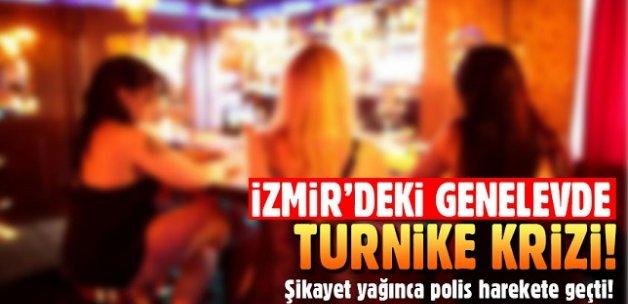 İzmir'de geneleve konulan turnike kriz yarattı