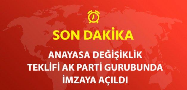 Son Dakika! Son Dakika! Meclis'te tarihi anlar yaşanıyor!