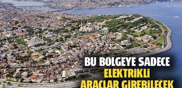 Tarihi Yarımada için elektrikli otomobil kararı