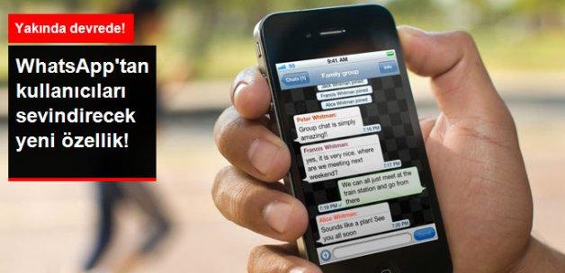 WhatsApp'ta İstenmeden Gönderilen Mesajlar