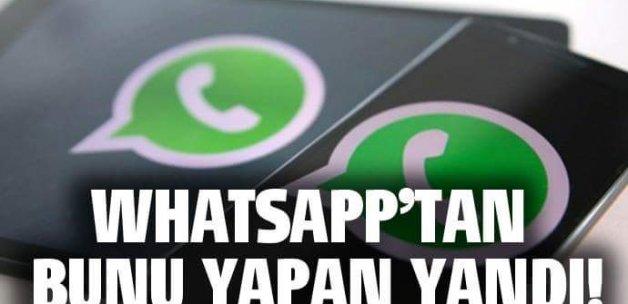 Whatsapp'tan küfre ceza