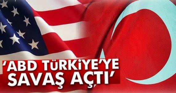 ABD Türkiye'ye savaş açtı! Ve haçlı ordusu...