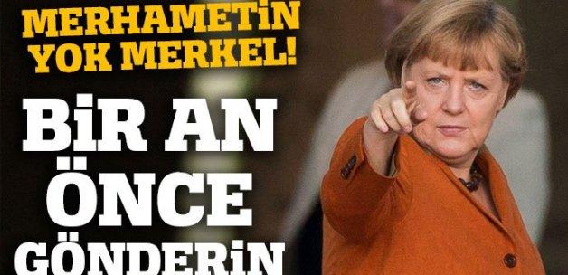 Almanya sığınmacıların iadesini hızlandıracak
