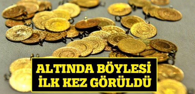 Altın fiyatları en yüksek seviyesine çıktı