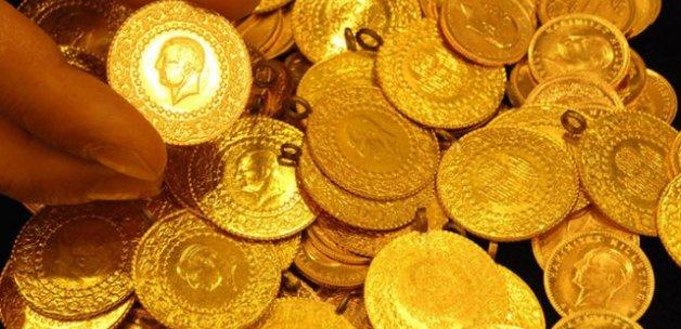 Altının gramı 135 lirayı gördü (Çeyrek altın 220 TL'yi aştı)