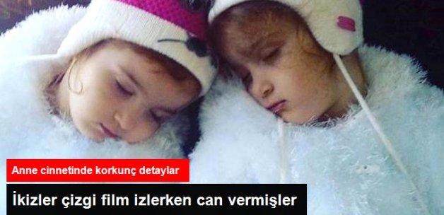 Annelerinin Öldürdüğü İkizler, Çizgi Film İzlerken Can Vermişler