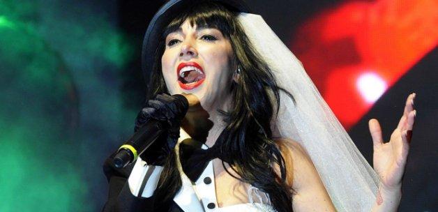 Antalya'da Hande Yener konseri iptal edildi