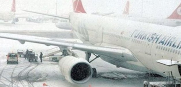 Atatürk Havalimanı'nda uçuşlar normale döndü