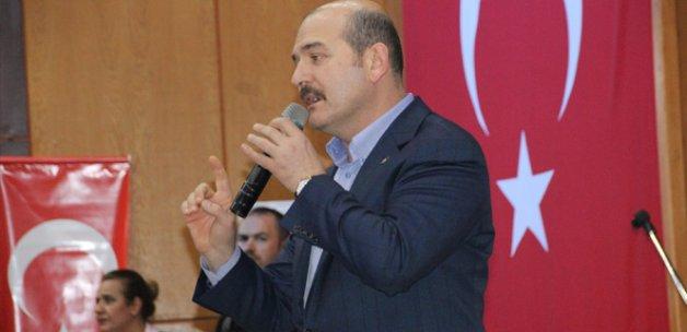 Bakan Soylu: 'Devlet terör örgütünden intikam almazsa devlet olmaz'