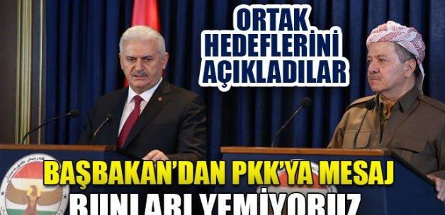 Başbakan Binali Yıldırım: 'Terör örgütü sadece Türkiye'nin meselesi değildir'