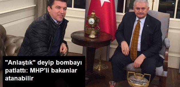 Binali Yıldırım: Başkanlık Döneminde MHP'li Bakanlar