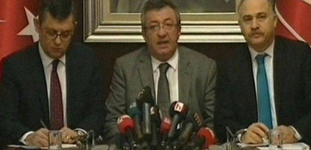 CHP'den 'kavga' açıklaması