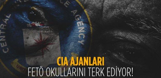 CIA ajanları FETÖ okullarını terk ediyor