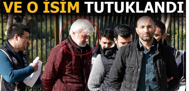 Cumhurbaşkanı Erdoğan'ın eski koruma müdürü tutuklandı!
