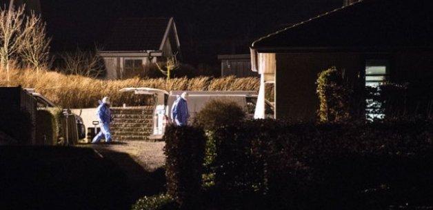 Danimarka polisi bir evde 6 ceset buldu