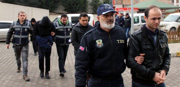 FETÖ'nün TSK yapılanmasına operasyon: 12 gözaltı