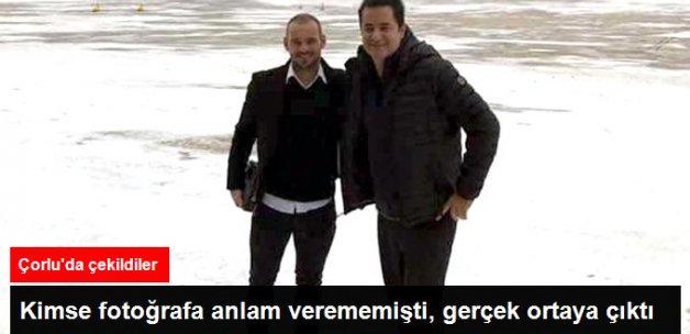 Galatasaraylı Sneijder ile Acun Ilıcalı'yı Taşıyan Uçak Tekirdağ'a İndi