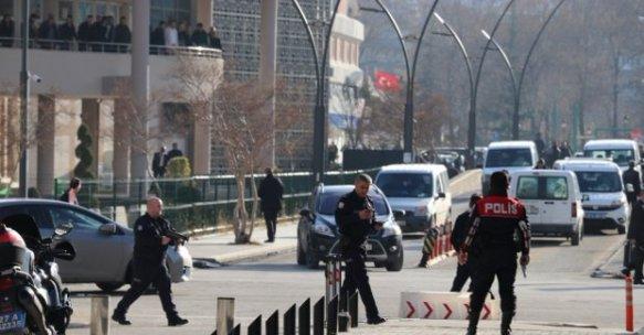 Gaziantep Valiliği: Tek saldırgan vardı