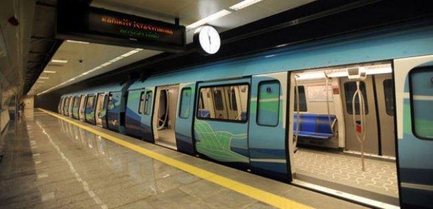 İstanbul'da bugün de metrolar sabaha kadar çalışacak
