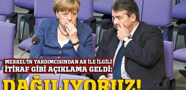 Merkel'in yardımcısından AB ile ilgili açıklama geldi