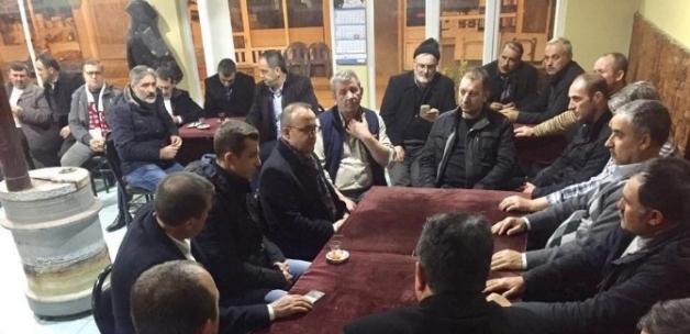 Milletvekili Turan köy ziyaretlerinde bulundu