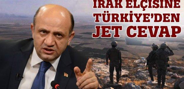Milli Savunma Bakanı'ndan flaş Başika cevabı