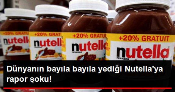 Nutella, Kanser İddiaları Sonrası Zora Düştü