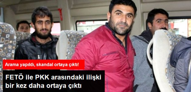 PKK Sempatizanlarının Evinden Gülen'in Kitapları Çıktı