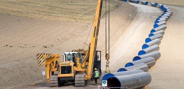 Rus gazını Türkiye üzerinden Avrupa'ya taşıyacak Türk Akımı anlaşması Duma'da kabul edildi
